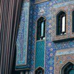 モスクの壁